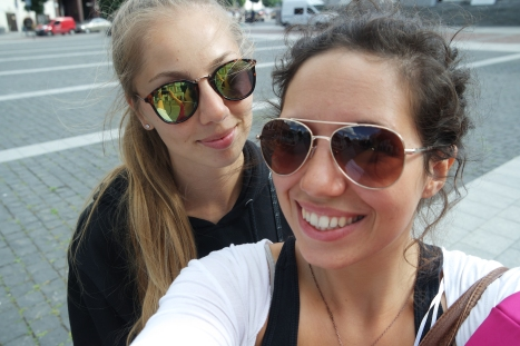 me and my lovely friend Ramona :)
