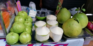 fresh amazing fruits